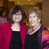 Sandie Morgan and Founding CEO Vivian Clecak